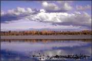 Noatak River mirror